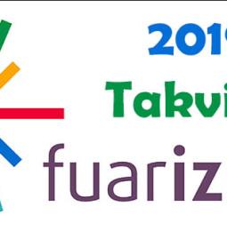 Fuar İzmir Takvimi 2019