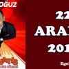 Umut Oğuz ile Mıknatıs Gösterisi – 22 Aralık 2018 – İzmir