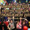 İzmir Yarıyıl Tatili  Ücretsiz Çocuk Etkinlikleri 2019