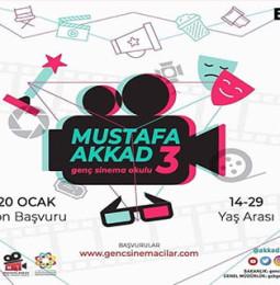 Ücretsiz Mustafa Akkad Genç Sinema Okulu 2019