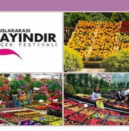 Bayındır Uluslararası Çiçek Festivali 2019