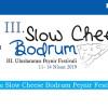 Bodrum Uluslararası Peynir Festivali 2019