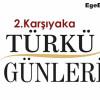 2. Karşıyaka Türkü Günleri 2019