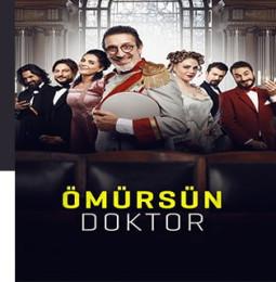 Ömürsün Doktor Tiyatro Oyunu – 12 Mart 2019