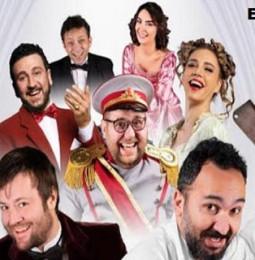 Ömürsün Doktor Tiyatro Oyunu – Afyon – 15 Mart 2019
