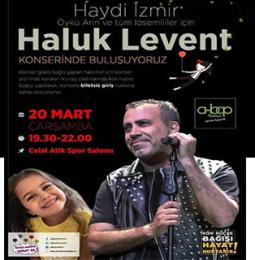 Öykü Arin İçin Haluk Levent Konseri – 20 Mart 2019
