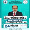 Ömer Döngeloğlu Denizli Konferansı – 24 Nisan 2019
