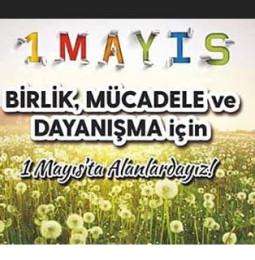 İzmir 1 Mayıs İşçi Bayramı Yürüyüşü 2019