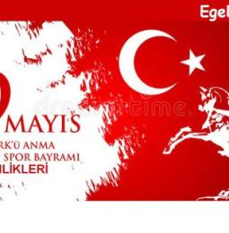 19 Mayıs Atatürk'ü Anma, Gençlik ve Spor Bayramı Etkinlikleri 2019