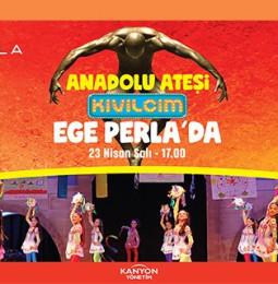 Anadolu Ateşi Kıvılcım Gösterisi – 23 Nisan 2019 – Ücretsiz