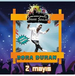 Bora Duran Aydın Konseri – 2 Mayıs 2019 – Ücretsiz