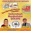 İzmir Geleneksel Burdurlular Şöleni 2019