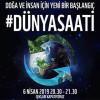 Dünya Saati Etkinliği – 6 Nisan 2019