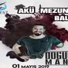 Doğukan Manço Konseri – AKÜ Mezuniyet Balosu – 01 Mayıs 2019