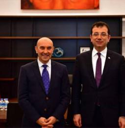 Ekrem İmamoğlu İzmir Halk Buluşması – 4 Nisan 2019