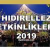 Hıdırellez Etkinlikleri 2019