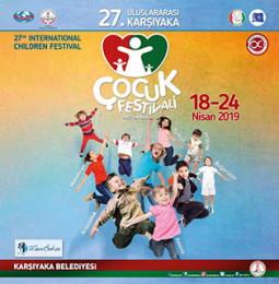 Karşıyaka 27.Uluslararası Çocuk Festivali 2019