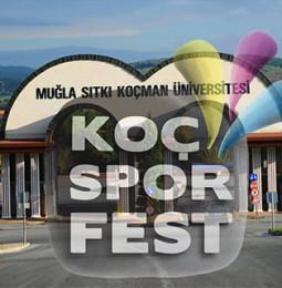 Sıtkı Koçman Üniversitesi Koç Spor Fest 2019