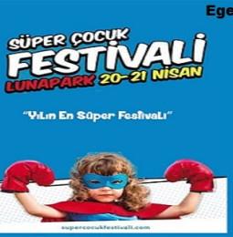 İzmir Süper Çocuk Festivali 2019
