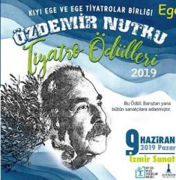 Özdemir Nutku Tiyatro Ödülleri 2019