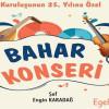 ADD Bornova 25.Yıl Bahar Konseri – 30 Mayıs 2019