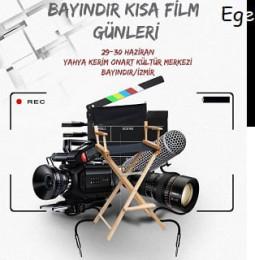 Bayındır Kısa Film Günleri – 29/30 Haziran 2019