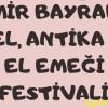 Bayraklı 2.El Antika ve El Emeği Festivali – 19 Mayıs 2019