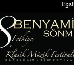 8. Benyamin Sönmez Klasik Müzik Festivali 2019