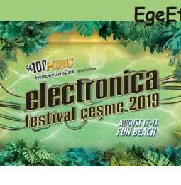 Electronica Festival Çeşme – 12 / 13 Ağustos 2019