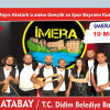 İMERA Didim Halk Konseri – 19 Mayıs 2019 – Ücretsiz