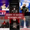 İzmir 19 Mayıs 100.Yıl Konserleri 2019