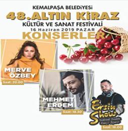 Merve Özbey & Mehmet Erdem İzmir Kemalpaşa Konseri – 16 Haziran 2019