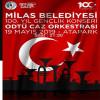 ODTÜ Caz Orkestrası Milas Konseri – 19 Mayıs 2019 – Ücretsiz