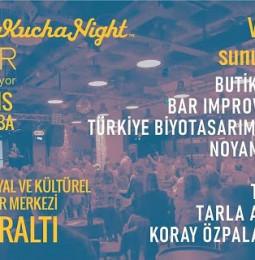 Pecha Kucha Night İzmir – 22 Mayıs 2019