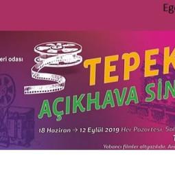 Tepekule Açıkhava Sineması Günleri 2019