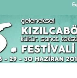 25.Kızılcabölük Festivali – 28/30 Haziran 2019