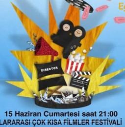 Uluslararası İzmir Çok Kısa Filmler Festivali – 15 Haziran 2019