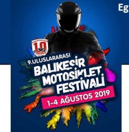 9.Uluslararası Balıkesir Motosiklet Festivali