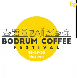 Bodrum Coffee Festival – 28/30 Haziran 2019