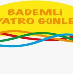 2.Bademli Tiyatro Günleri – 01/05 Temmuz 2019