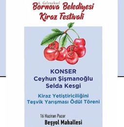 6. Bornova Kiraz Festivali 2019