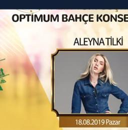 Aleyna Tilki İzmir Konseri – 18 Ağustos 2019