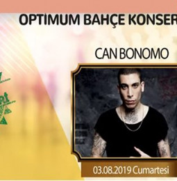 Can Bonomo İzmir Konseri – 3 Ağustos 2019