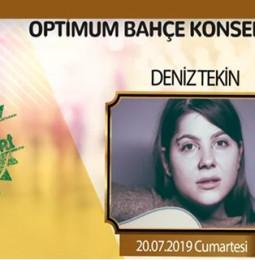 Deniz Tekin İzmir Konseri – 20 Temmuz 2019