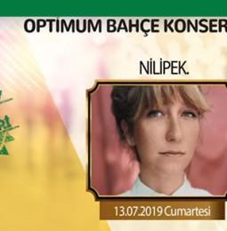 Nil İpek İzmir Konseri – 13 Temmuz 2019