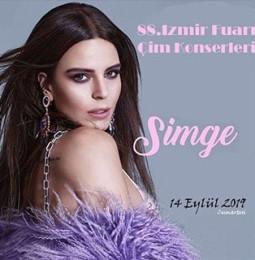 Simge İzmir Fuarı Konseri – 14 Eylül 2019