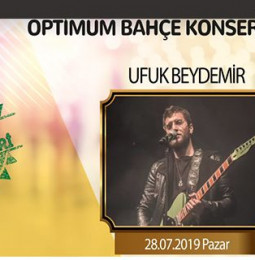 Ufuk Beydemir İzmir Konseri – 28 Temmuz 2019