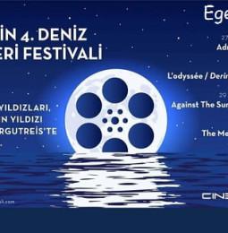 4.D-Marin Deniz Filmleri Festivali – 27/30 Haziran 2019