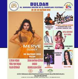 19.Buldan Dokuma Kültür ve El Sanatları Festivali 2019