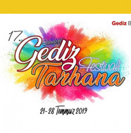 17. Gediz Tarhana Festivali 2019
